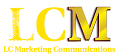 LC Marketing Communications Retina Logo