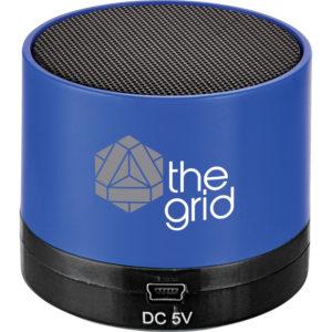 Cylinder Bluetooth® Speaker